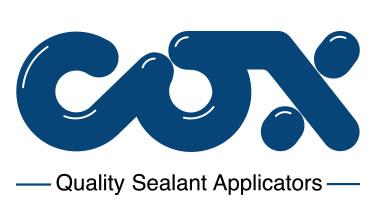 COX Quality Sealant Applicators logo - TBP Converting Manufacturer