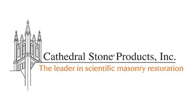 Cathedral Stone Products logo - TBP Converting Manufacturer