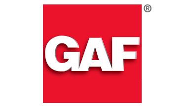 GAF logo - TBP Converting Manufacturer